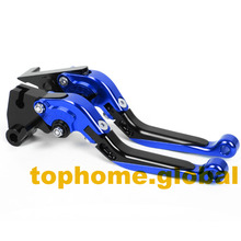 For SUZUKI RF900R 1994 - 1997 1996 1995  New Folding Extendable Brake Clutch Levers CNC Motorcycle Accessories