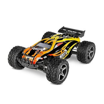 Coches Rc De Tierra   WLtoys 12404 RC Coche De Carreras 45 Km/h 1:12 4WD RC Oruga 2,4 GHz 2CH A Prueba De Salpicaduras RC Drift Divertido Al Aire Libre Juguetes