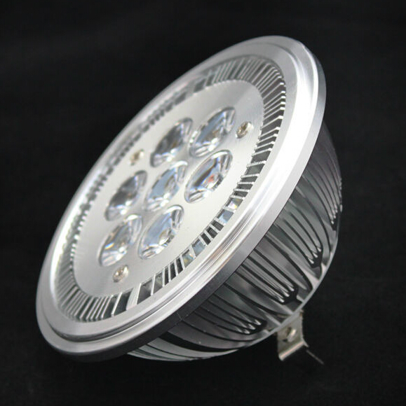 7W AR111 led լամպ G53 led լամպ 650lm DC12V Epistar - LED լուսավորություն - Լուսանկար 2