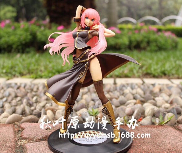 23cm Hatsune Miku Action Figures PVC brinquedos Collection Figures toys for christmas gift Free shipping