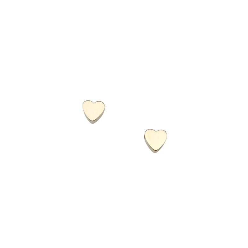 10pcs Korean Girl Statement Earrings Copper Heartshaped Earrings For Women Bracelet Material Pendant Diy Jewelry Accessories in Drop Earrings from Jewelry Accessories