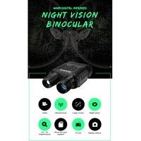 Eyebre Профессиональный 400 м цифровой бинокль возможности для охоты инфракрасный Ночное видение HD фото Камера видео Регистраторы