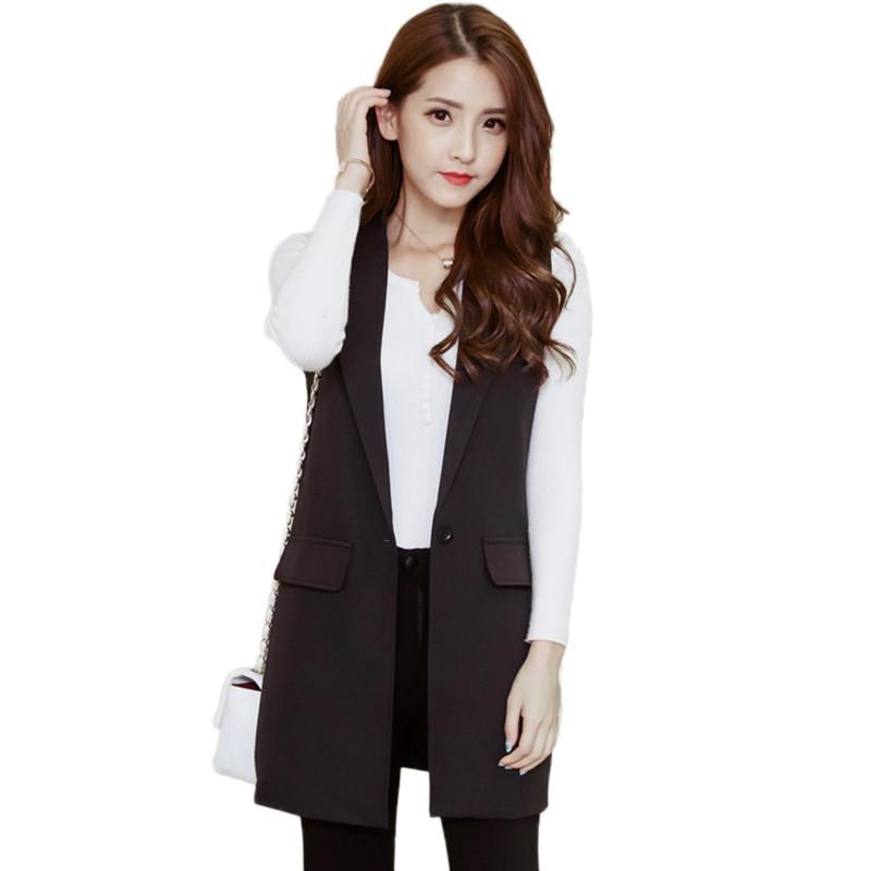 long black vests