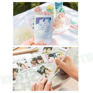 Image 3 - Fujifilm Instax Mini Film White Edge 20 Sheets/Packs Photo Paper for Fuji instant camera 11 9 8 7s 25 50 90 sp 1 2 with Package