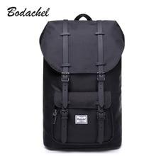 Bodachel seyahat sırt çantası erkekler ve kadınlar için 15.6 dizüstü dizüstü bilgisayar sırt çantası erkek büyük kapasiteli sırt çantası turist kese dos