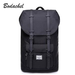 Image 1 - Bodachel seyahat sırt çantası erkekler ve kadınlar için 15.6 dizüstü dizüstü bilgisayar sırt çantası erkek büyük kapasiteli sırt çantası turist kese dos