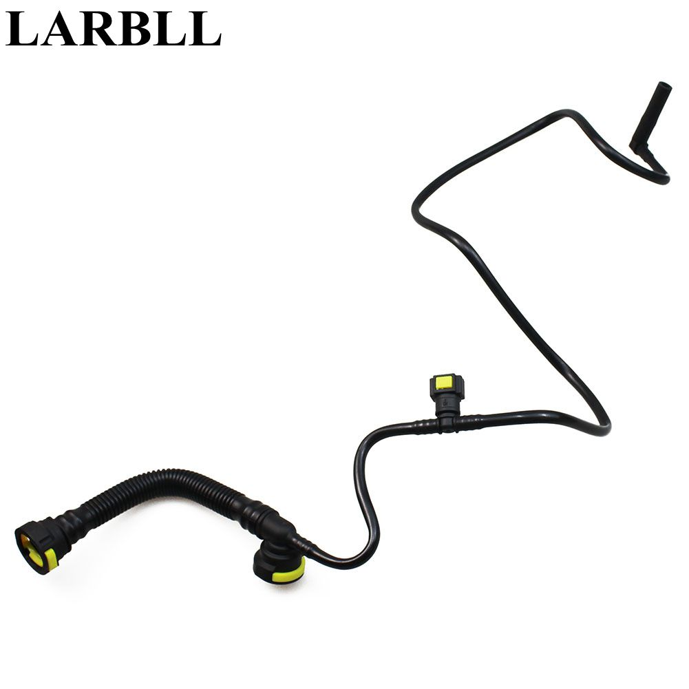 LARBLL New Engine CRANKCASE BREATHER PIPES Hose For Peugeot 206 207 Citroen C2 1.4|Exhaust Manifolds| |  - title=