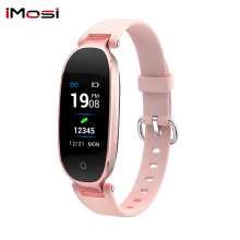 Imosi S3 Smart Watch Color Screen Waterproof Women smart band Heart Rate Monitor Smartwatch relogio inteligente For Android IOS
