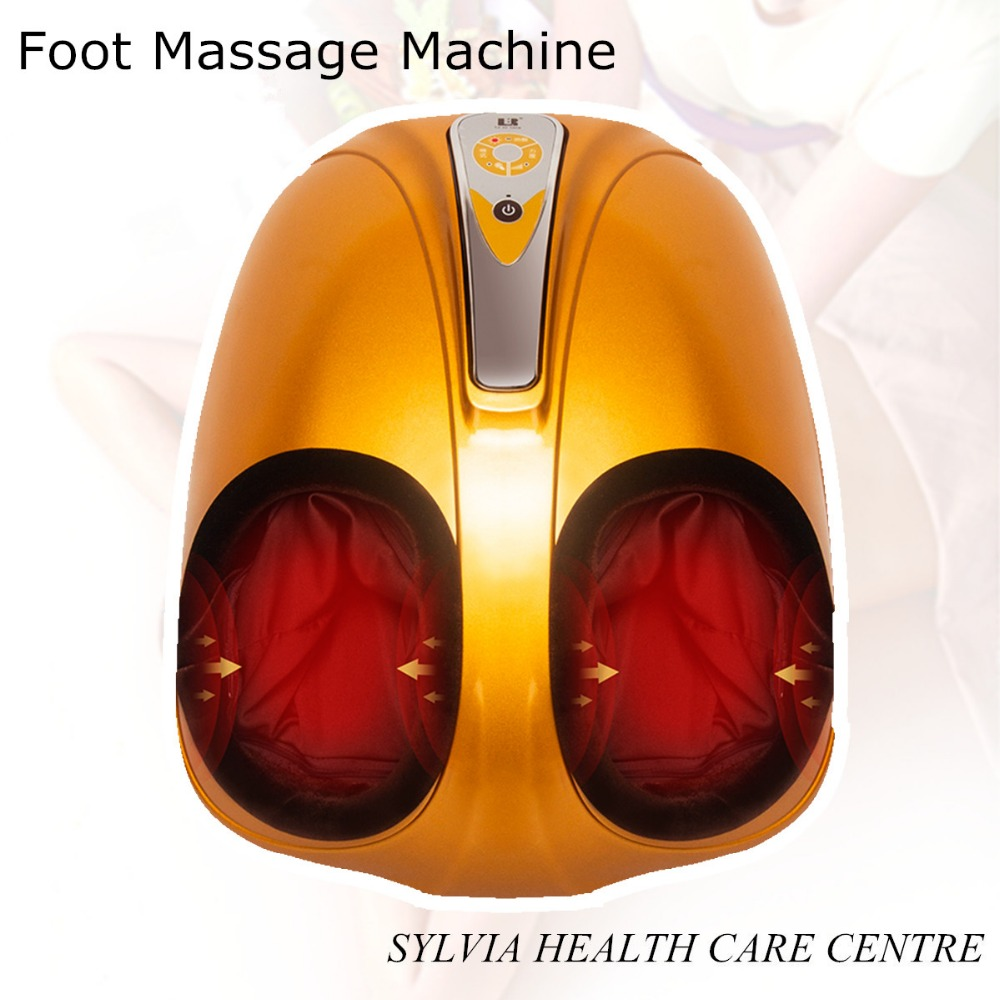2016 New Electric foot massage machine heating foot care warm arkle health products as seen on tv