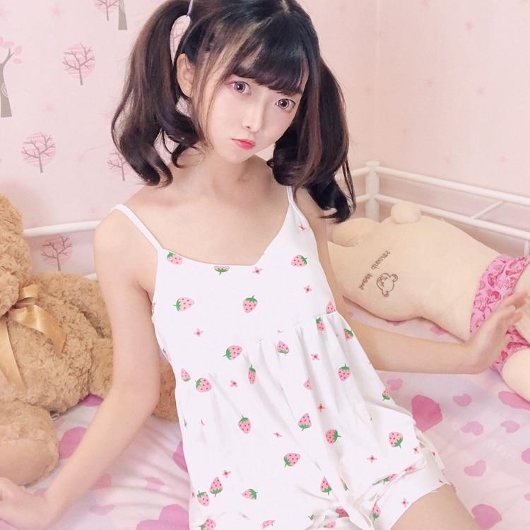 Japanese teens in panties