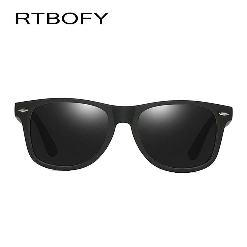 Baru Fashion Kaca Mata Wanita Terpolarisasi Kacamata Pria Mengemudi Cermin  Coating Poin Hitam Frame Kacamata Pria 7e2925a724