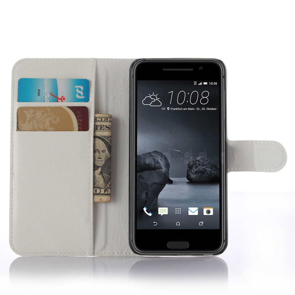 Cover For LG HTC One A9 Mobile Phone Cases Coque Stand Wallet Leather Capa Magnetic Case For HTC One A 9 Cover With Card Holder