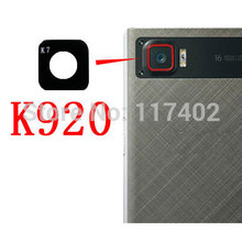 For Lenovo K920 VIBE Z2 PRO camera glass lens cover adhsive glue gap replacement repart part + Tracking