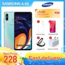 Samsung Galaxy A60 SM-A6060 6.3″Full Screen 2340*1080 Android 9.0 Octa Core Support NFC 32MP+8MP+5MP 3500mAh Face+Fingerprint ID