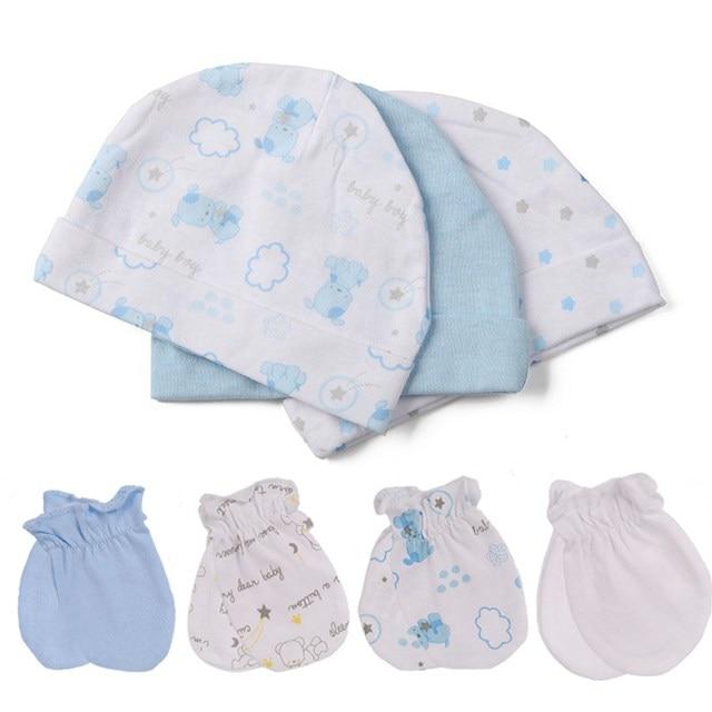 Супер хлопок, летние шапки и кепки для маленьких мальчиков и девочек, реквизит для фотосъемки новорожденных, 0-6 месяцев, infantil menina, Детские аксессуары - Цвет: blue 5012