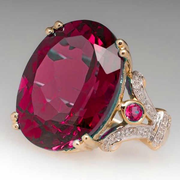 Роскошное женское большое черное синее кольцо с зеленым камнем модное 925 Серебряное циркониевое обручальное кольцо для женщин обручальное кольцо для невесты