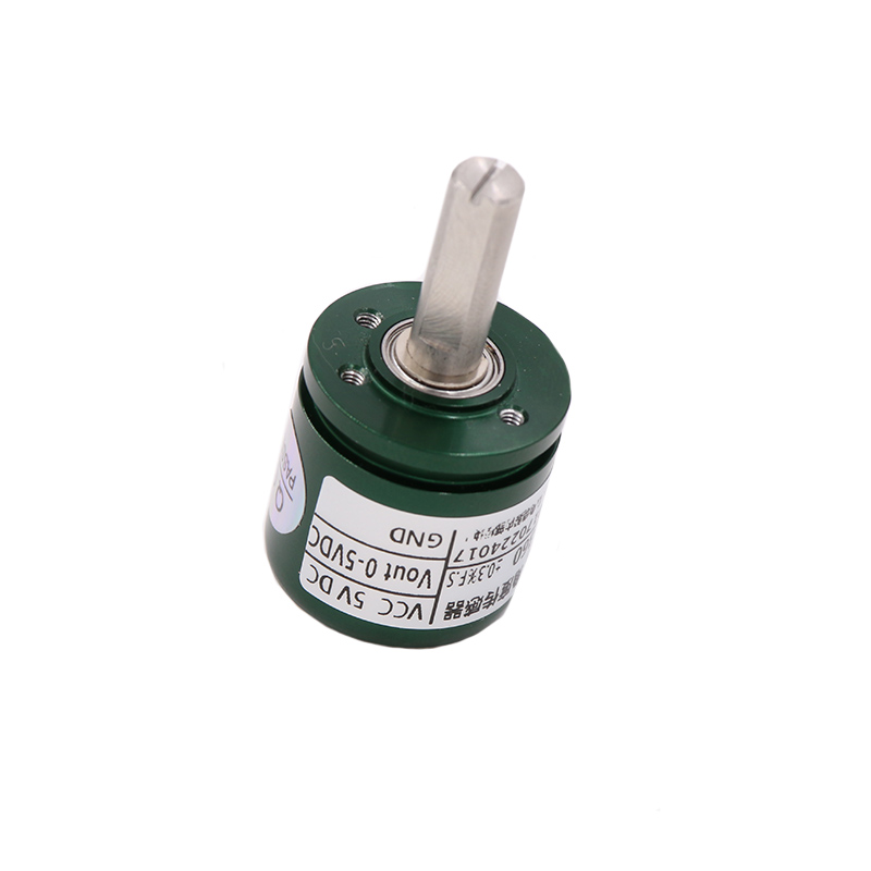 Image 4 - DC 5V Hall Angle Sensor Non contact Industrial 0 360 Degree Rotation Angular displacement Sensor-in Sensors from Electronic Components & Supplies