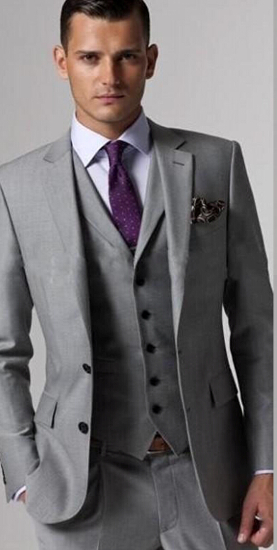 Free shipping/Custom made much style 2018 new fashion men suite wedding groomsmen white tuxedo groom wear suits 5
