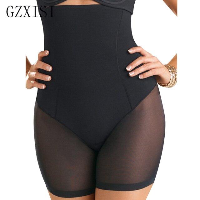Sexy Bodysuit Waist Shaper Women Shapewear Tummy Control Girl High Waist  Bodyshaper Trainer Panties Spandex Abdomen Seamless 238a45900