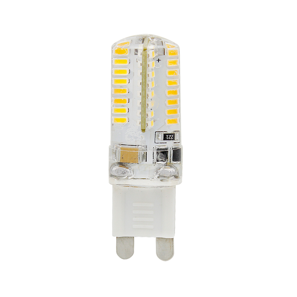 G9 Bulb AC 220V 110V High Power 9W SMD3014 64 Leds Lampada LED Light 360 Degrees Replace 30w Halogen Lamp 360 Degrees Beam Angle