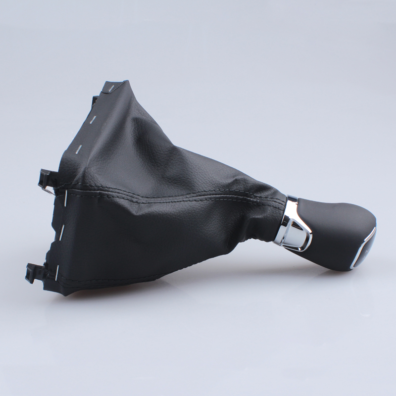 Fit For Superb Speed Gear Shift Leather Knob Boot 5 Speed All Models 3T0 711 113 or 3T0 711 113 B
