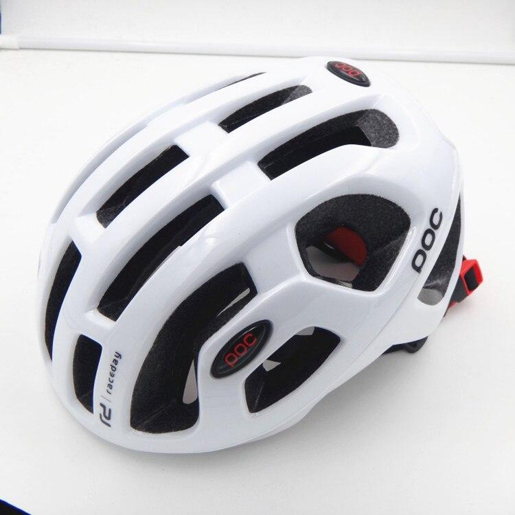 ТОЦ Восьмеричное Raceday Дорога шлем велосипедный Для Мужчинs Для женщин Eps сверхлегкий Mtb горный велосипед комфорт и безопасность Цикл велоси...