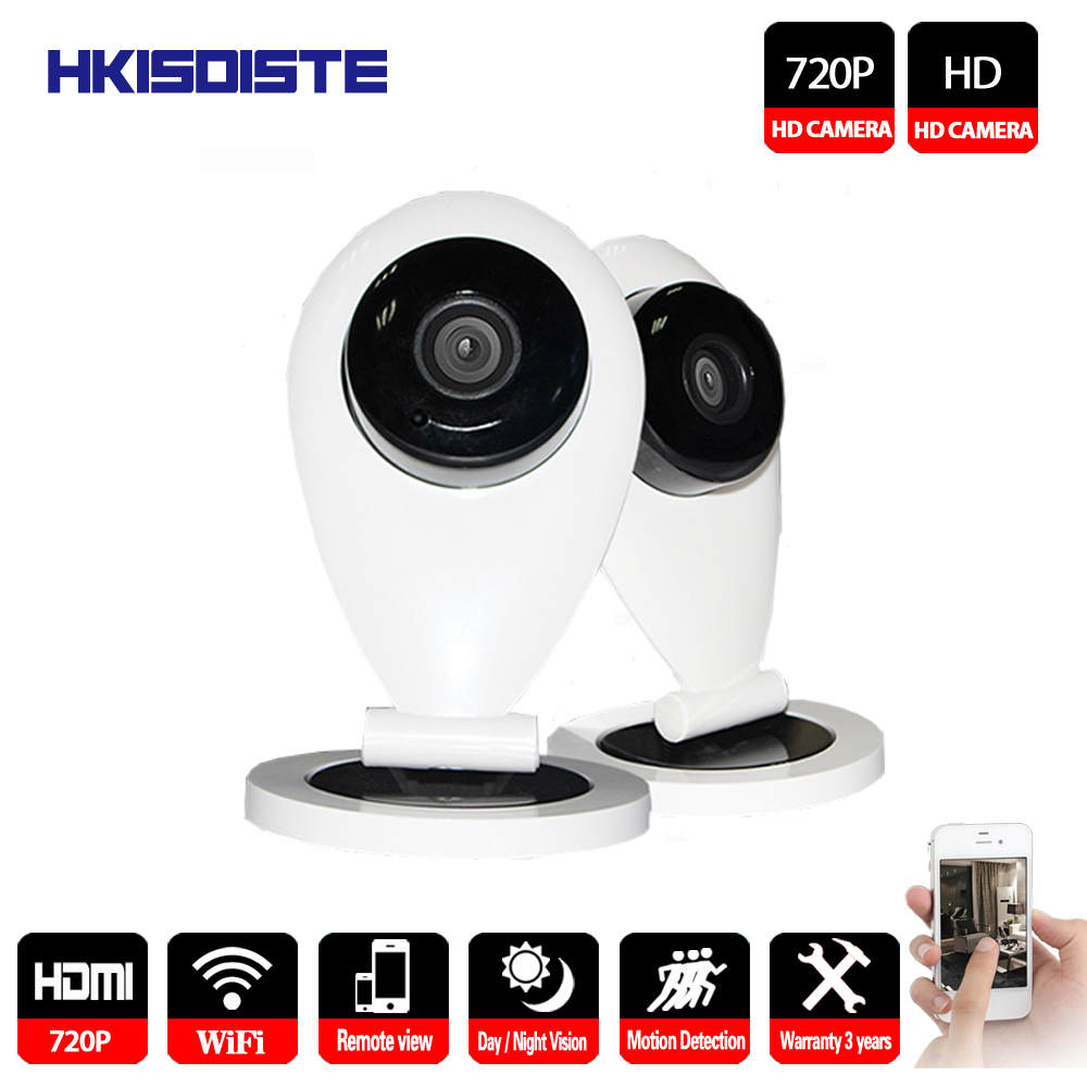 Yoosee Mini Wireless IP Camera 720P Home Smart Wifi HD Vedio Security Motion Detect Two Way Audio CCTV P2P Network Camera цена 2017