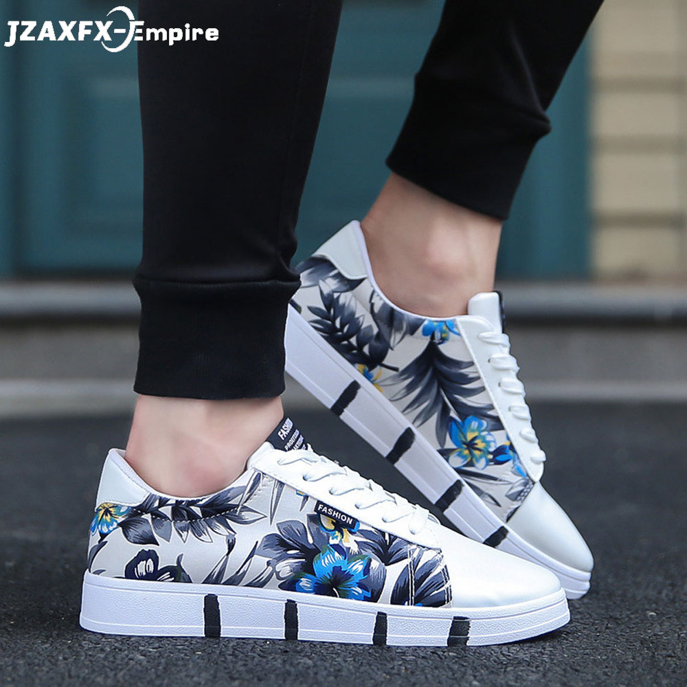 2018 Spring New Breathable Canvas Shoes