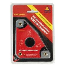 Multi-winkel Starke Kraft 40kgf Neodym Schweißen Magnet/Magnetische Clamp/Magnetischer Halter Medium Größe