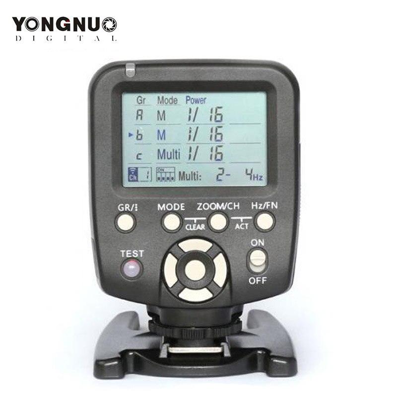 YONGNUO YN560 TX ręczna lampa błyskowa nadajnik i Controllerfor YN 560 III YN560 IV, RF 602 RF 603 RF 603 II dla Nikon YN560TX 560 TX w Przycisk wyzwalania migawki od Elektronika użytkowa na  Grupa 1