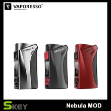 Vaporesso New Arrival Nebula Mod 80/100W Cigarette Electronic MOD Compatible With 18650 or 26650 Battery for 510 Tank