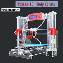 P802 инвентаризации ясно tronxy 2016 повышен качество высокоточный reprap 3d принтер prusa i3 diy kit