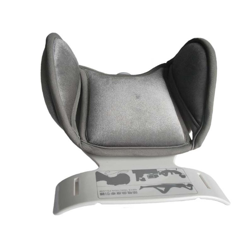 Cervical Neck Traction Device, Neck Massager, Collar, Brace, Neck & Shoulder, Pain Relief, Stretcher Collar for TravelCervical Neck Traction Device, Neck Massager, Collar, Brace, Neck & Shoulder, Pain Relief, Stretcher Collar for Travel