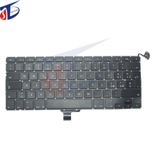 A1278 IT Italy Italian keyboard without backlight backlit clavier 2009-2012year MB990 MC374 MC700 MD313 Replacement