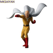 Один удар человек ПВХ Фигурки DXF Saitama Sensei 150 мм Аниме ONE PUNCH MAN фигурка игрушечные лошадки куклы