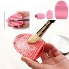 1 шт., личная Кисть для макияжа, очиститель пальцев, силиконовая перчатка, инструмент для чистки, моющая Кисть для макияжа, очиститель, высокое качество