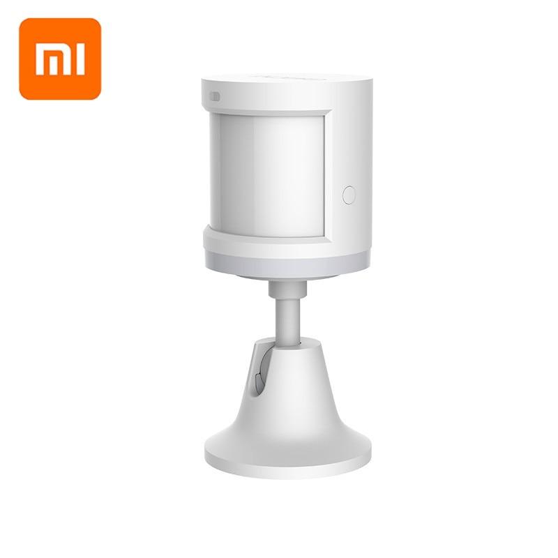 Original Xiaomi Aqara Body Sensor & Light Intensity Sensors ,ZigBee wifi Wireless Work for xiaomi smart home mijia Mi home APP-in Smart Remote Control from Consumer Electronics