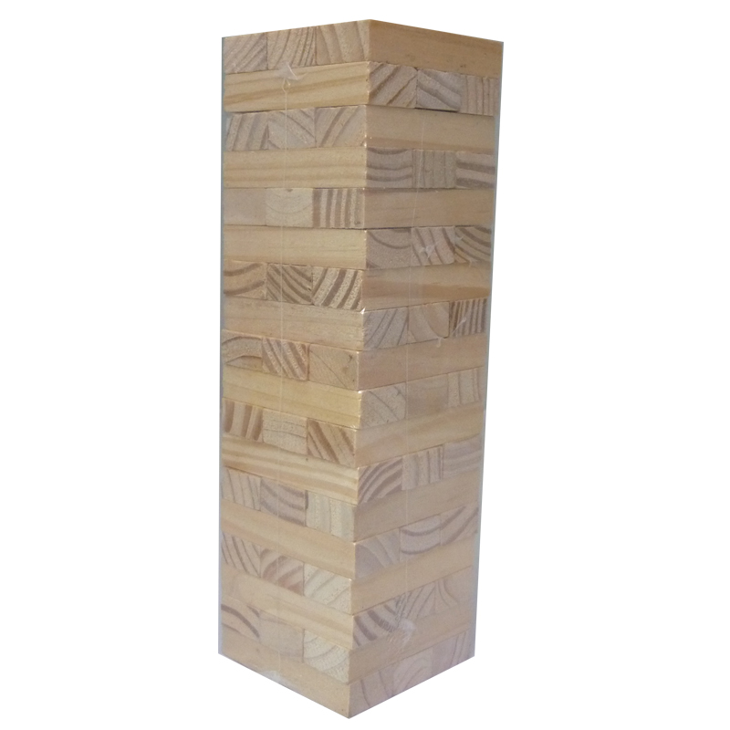 Mini Wooden Building Blocks