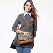 LOVEVOOK women handbags female shoulder crossbody bag small ladies messenger bags high quality with crocodile prints flap PU