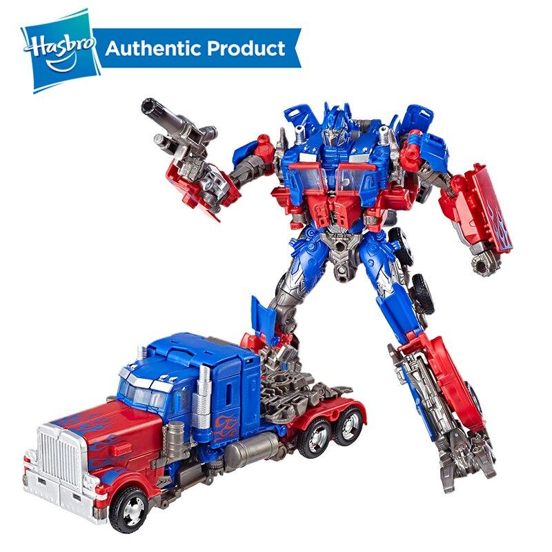 Hasbro transformateurs Studio série Optimus Prime Bonecrush SS32 figurine d'action transformateurs jouets 6.5 pouces Autobots modèle SS35