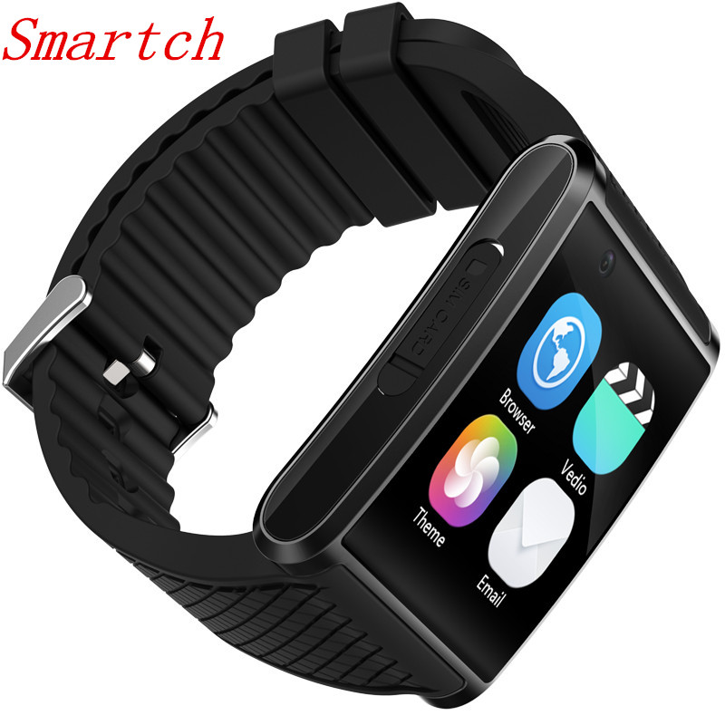 Smartch X11 Smart Watch Android5.1 Smartwatch MTK6580 With Pedometer Camera 5.0M 3G WIFI GPS WIFI Positioning SOS Card Movement smart watch n8 android 5 1 3g watch sim card gps wifi bluetooth4 0 pedometer camera video mtk6580 smartwatch