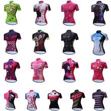 17 estilo pro ropa de ciclismo mujeres 2018 cykle vestido bicicleta camisa retro motocross ciclismo mtb jersey desgaste divertido bicicleta ropa
