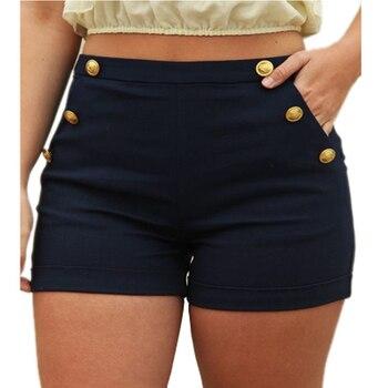 Pantalones cortos marinos 1011
