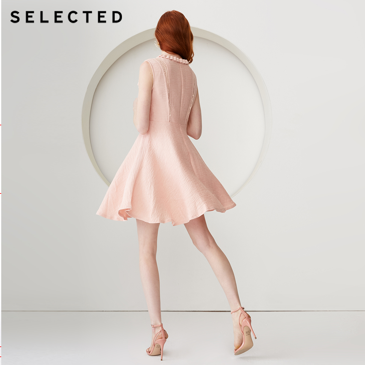 AUSGEWÄHLT Französisch Stil Ärmelloses Kleid S  41912J505-in Kleider aus Damenbekleidung bei  Gruppe 3