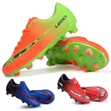 Football shoes sneakers non-slip shoes Chuteiras botas de fu