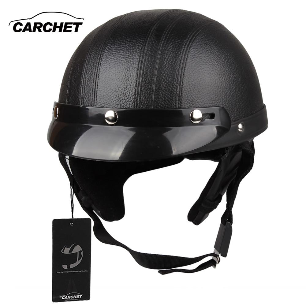 Motocyklová helma CARCHET Otevřená obličejová návlečka - Příslušenství a náhradní díly pro motocykly