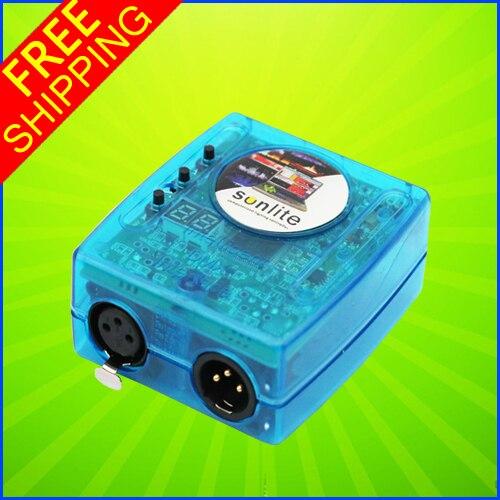 hot sale sunlite 1024 usb dmx controller with sunlite. Black Bedroom Furniture Sets. Home Design Ideas