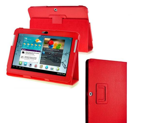 Case Cover Ultra Thin Smart for Samsung Galaxy Tab 2 10.1 P5100