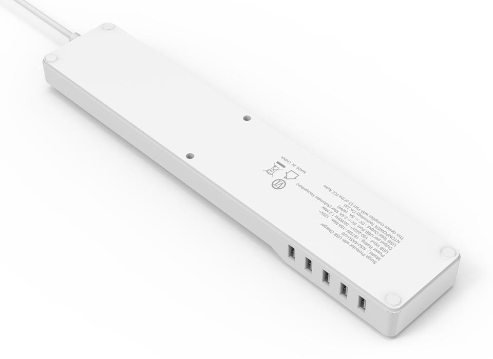 NTONPOWER NSJ US Plug Power Strip (9)