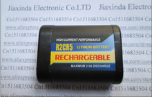 Wholesale prices NEW 2CR5 Camera battery 2CR 2CR5 6V 500mah  Digital camera Rechargeable  lithium batteries Li-ion battery